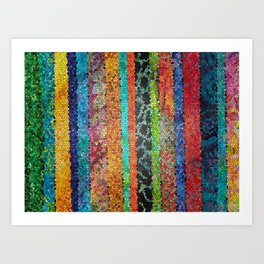 The Jewels of the Nile Art Print