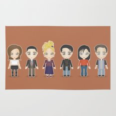 Friends Rug