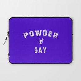 Powder Day Laptop Sleeve