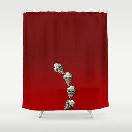 Skully Shower Curtain