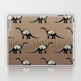 ChocoPaleo: Brontosaurus Laptop & iPad Skin