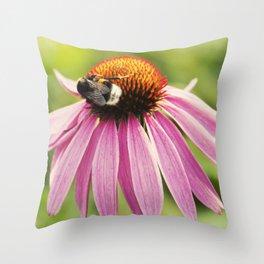 Bee Love Throw Pillow