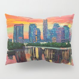 Imagine Austin Pillow Sham