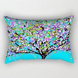 Trees Rectangular Pillow