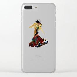 DANCERS - La Fiesta Clear iPhone Case