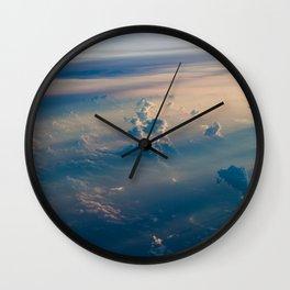 Cloudscape I Wall Clock
