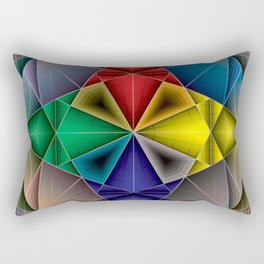 Lost Rectangular Pillow