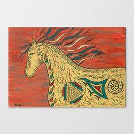 Spirit in the Wind Canvas Print