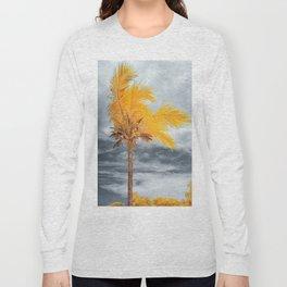 Coconut Tree Long Sleeve T-shirt