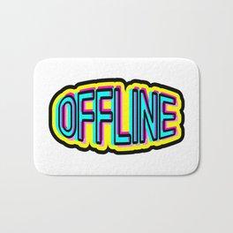 Offline Bath Mat