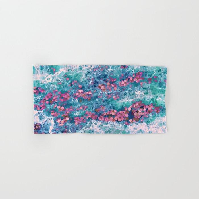 Floral fantasy Hand & Bath Towel