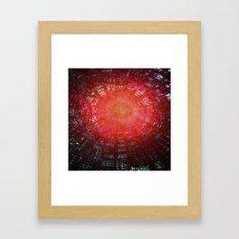 Zero Hour Framed Art Print