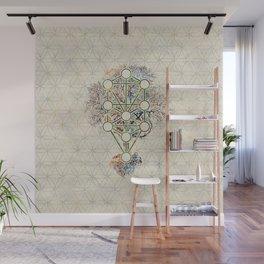 Kabbalah The Tree of Life - Etz Hayim Wall Mural