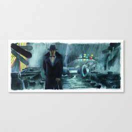 Blade Runner - Gaff Canvas Print