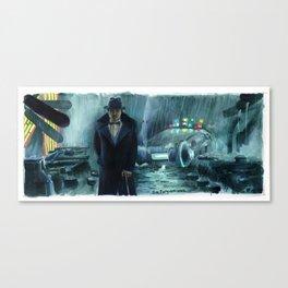 Blade Runner - Gaff Canvas Print