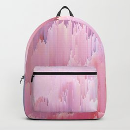 Delicate Glitches Backpack