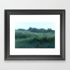 a breeze we used to know Framed Art Print