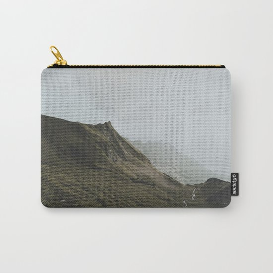 not to disappear Carry-All Pouch