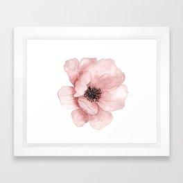 Flower 21 Art Framed Art Print