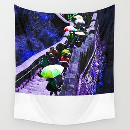 Great Wall Wall Tapestry