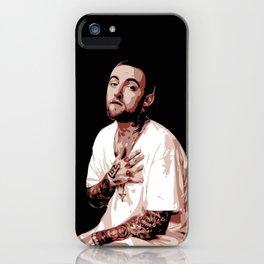 Mac Miller Tribute iPhone Case