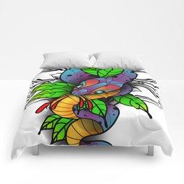 Serpentine. Comforters