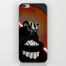 The Panda Menace iPhone & iPod Skin