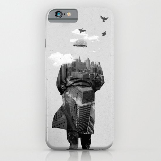 Get away from town iPhone & iPod Case