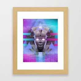 Amenophis II Framed Art Print