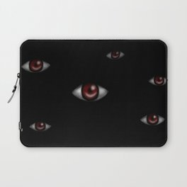 Stair Eyes Laptop Sleeve