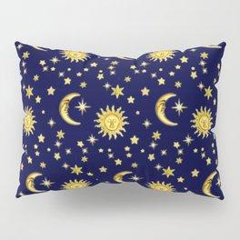Sun, Moon & Stars Pillow Sham