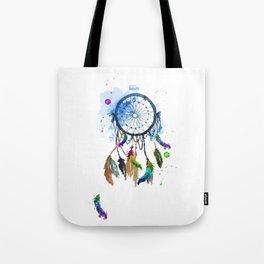 atrapasueños colorido Tote Bag