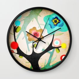 """Lost in Love""  Wall Clock"