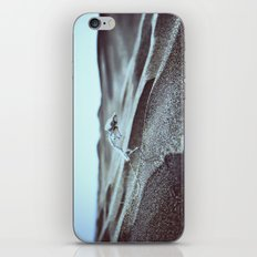 Distance Is Darkness iPhone & iPod Skin