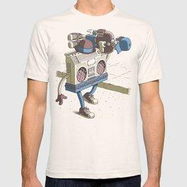 Human Boombox T-shirt