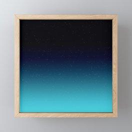 Celestial Dusk Framed Mini Art Print