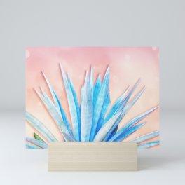Agave Azul Mini Art Print