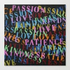 Love #2 Canvas Print