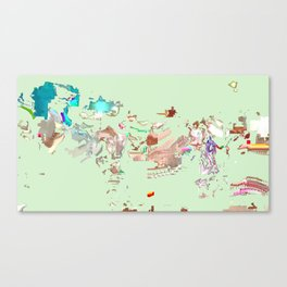 dance I Canvas Print