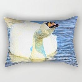 A Little Drink Rectangular Pillow