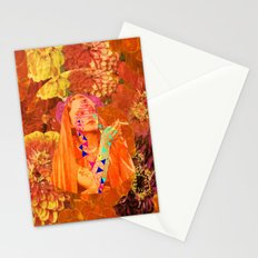 spaceflowerss Stationery Cards