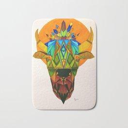buffalo Bath Mat