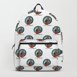 Game of Bones Sonsa as an Irish Setter Backpack