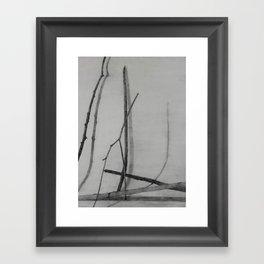 Composed Nature Framed Art Print