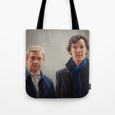 Team Baker Street Tote Bag