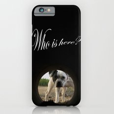 My dog Kira  iPhone 6s Slim Case