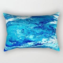 River Rapids Rectangular Pillow