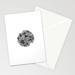 flowers ball Stationery Cards