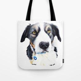 Kelpie Dog Tote Bag