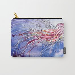 Medusa Jellyfish Carry-All Pouch